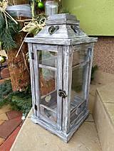 Dekorácie - lampáš  - 10445006_