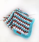Textil - Detská deka Babyboy - 10442912_