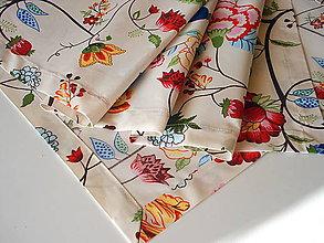 Úžitkový textil - štóla na stôl145x50 - 10443694_