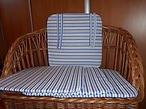 Úžitkový textil - PODSEDÁK NA STOLIČKU - 10444136_