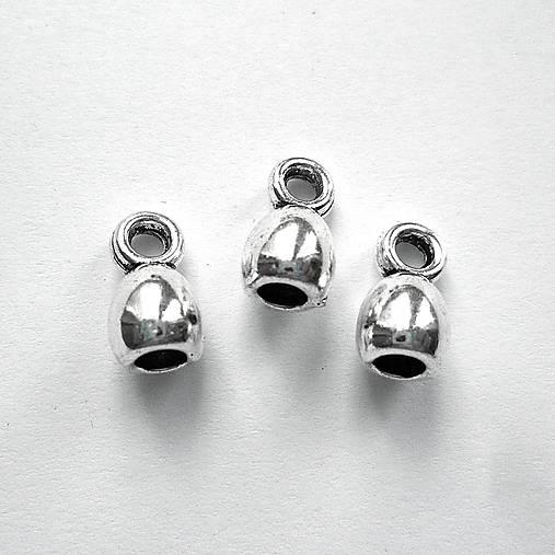 Kov.koncovka 6,2x11,2mm-1ks