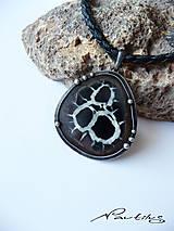 Šperky - Amulet - Septária - 10446516_