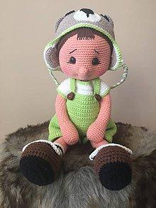 Hračky - bábika Neo - 10448024_