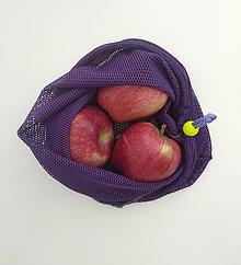 Iné tašky - Nákupné vrecko (Fialová) - 10446385_