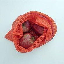 Iné tašky - Nákupné vrecko (Oranžová) - 10446392_