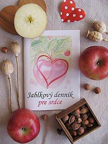 Knihy - Jablkový denník pre srdce - 10446359_