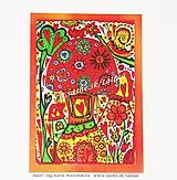ROZPRÁVKOVÝ HRÍBIK - klasická pohľadnica