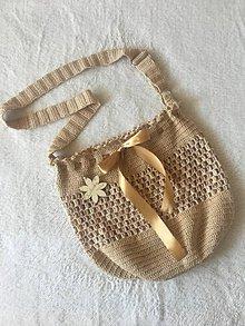 Iné tašky - Taška háčkovaná