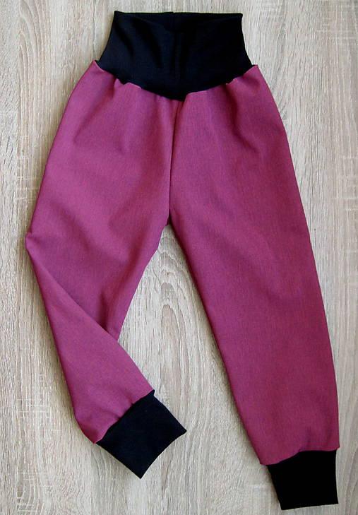 206ba584411f Softshellové nohavice   Sayla - SAShE.sk - Handmade Detské oblečenie