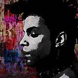 Obrazy - Pop Art obraz Prince - 10448230_