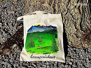 Nákupné tašky - Čarozprávkovo - 10446410_