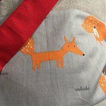 Nákupné tašky - Taška - líšky - 10448462_