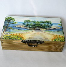 Krabičky - Krabica- Morské zátišie - 10451797_