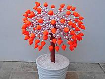 Dekorácie - stromček šťastia - 10451142_
