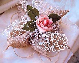 Darčeky pre svadobčanov - svadobné auto