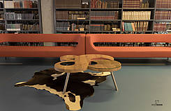 Nábytok - konferenčný stolík ⌘Venus - 10449669_