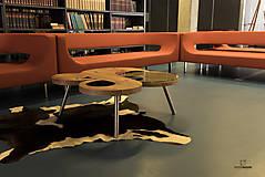 Nábytok - konferenčný stolík ⌘Venus - 10449670_