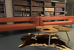 Nábytok - konferenčný stolík ⌘Venus - 10449671_