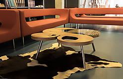 Nábytok - konferenčný stolík ⌘Venus - 10449672_
