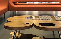 Nábytok - konferenčný stolík ⌘Venus - 10449674_