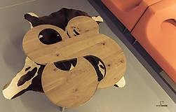 Nábytok - konferenčný stolík ⌘Venus - 10449675_