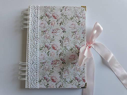 Zápisník - možnosť personalizovať