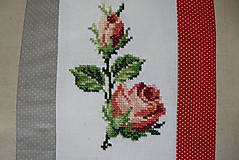 Úžitkový textil - návlečka na podušku - 10448900_