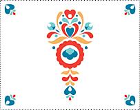 Drobnosti - ČISTIACA HANDRIČKA, MOTÍV ŽDIAR - 10449473_