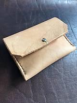 Peňaženky - Mini peňaženka - 10451005_