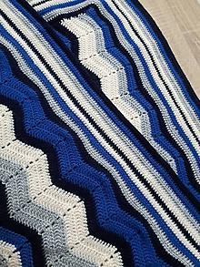Úžitkový textil - baby deka - 10449454_