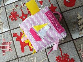 Hračky - Susugo Montessori hracia kocka. - 10451676_
