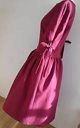 Šaty - Ľanové šaty - 10450634_