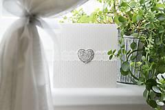 Papiernictvo - Svadobné oznámenie Harriet - 10453435_