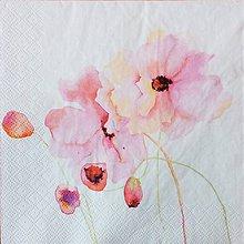 Papier - kvety 115 - 10455846_