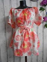Šaty - Šaty ľanové