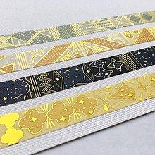 Papier - luxusná ozdobná papierová páska Tisíc a jedna noc I - 10453812_