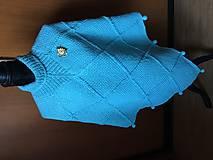 Iné oblečenie - Mint pončo - 10454088_