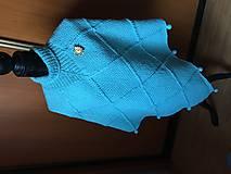 Iné oblečenie - Mint pončo - 10454089_