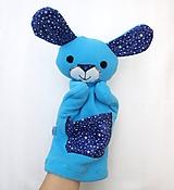 - Maňuška zajko - Zajačik z Polnočného lesa - 10455713_