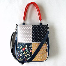 Veľké tašky - Taste it! - Zipp - S kvetom - 10453186_