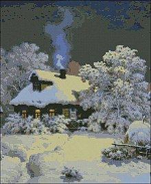 Návody a literatúra - K181 Chalupa v zime - 10456443_