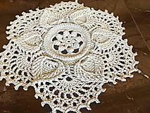 "Úžitkový textil - Koberec "" Lotus"" - 10456031_"