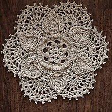 "Úžitkový textil - Koberec "" Lotus"" - 10456028_"