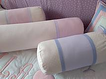 Úžitkový textil - Vankúše dievčenské - 10452351_
