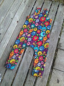 Detské oblečenie - tešíme sa na jar vo folku - 10453249_