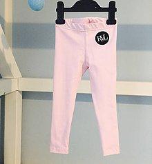 Detské oblečenie - Legíny - RVL - 10454012_