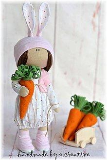 Bábiky - Spring bunny - 10454587_