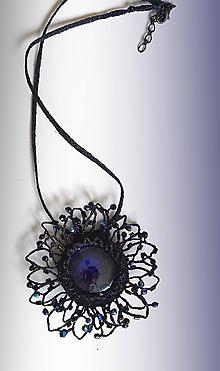 Náhrdelníky - Náhrdelník Sáva - 10453994_