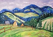 Obrazy - Oravská krajina - 10453498_