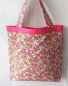 Veľké tašky - Taška- nákupná, plážová... - 10453039_